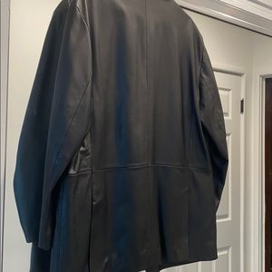 Jones New York Suits & Blazers - Genuine Leather Blazer
